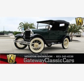 model t and model a