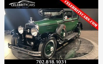 1928 Cadillac Other Cadillac Models for sale 101058593
