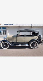 1928 Ford Model A Phaeton for sale 101406630