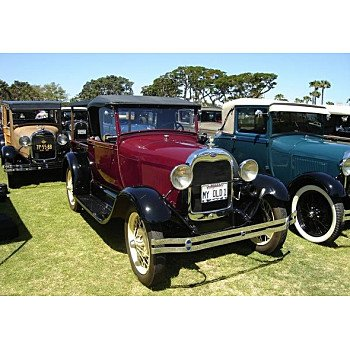 1929 Ford Model A for sale 100931907