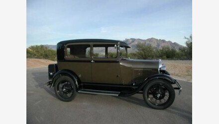 1929 Ford Model A for sale 101017507
