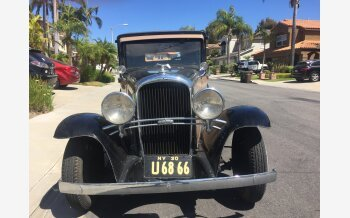 1930 Oldsmobile Other Oldsmobile Models for sale 101192249