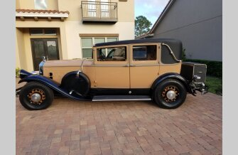 1930 Pierce-Arrow Model B for sale 101323101