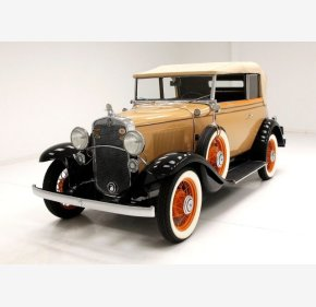 1931 Chevrolet Other Chevrolet Models for sale 101165916