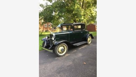 1931 Chevrolet Other Chevrolet Models for sale 101224076