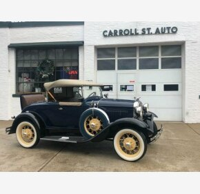 1931 Ford Model A for sale 101098916