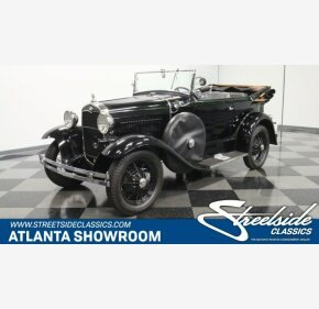 1931 Ford Model A Phaeton for sale 101211841