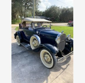 1931 Ford Model A for sale 101295611