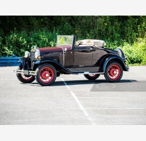 1931 Ford Model A for sale 101347572