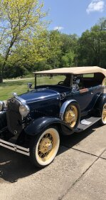1931 Ford Model A for sale 101356527