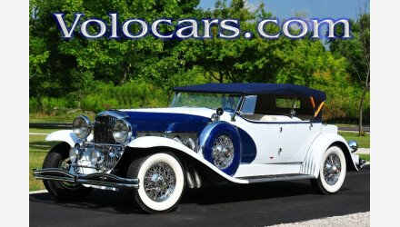 1932 Duesenberg Model SJ for sale 101114648