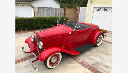 1932 Ford Custom for sale 101143885