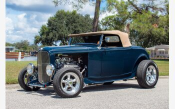 1932 Ford Custom for sale 101029934