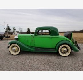 1933 Chevrolet Other Chevrolet Models for sale 101119052