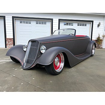 1933 Ford Custom for sale 101307094