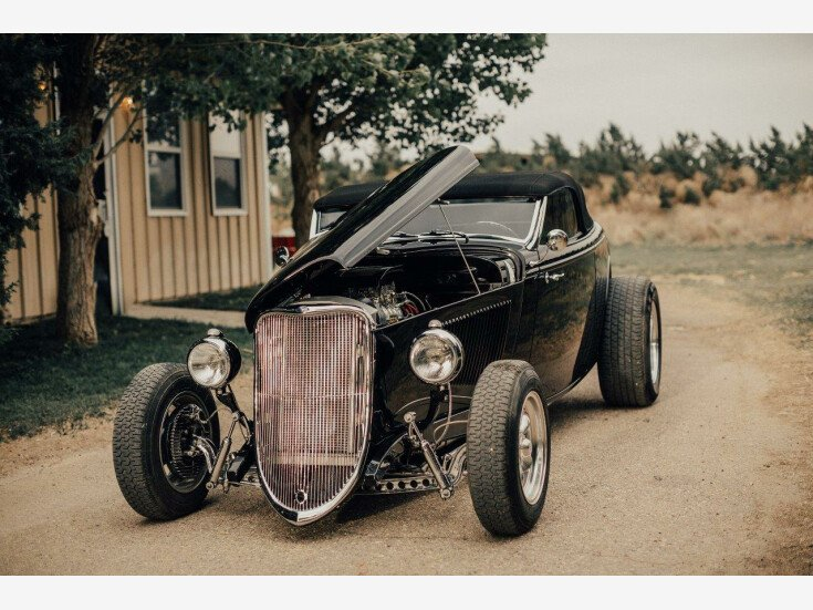 1933 Ford Custom for sale 100863274