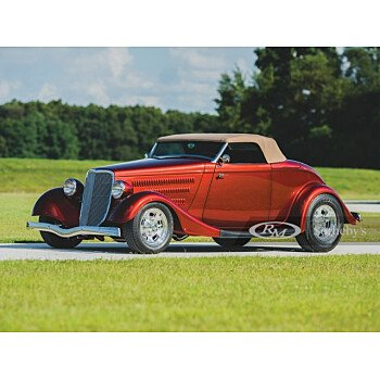 1933 Ford Custom for sale 101319656