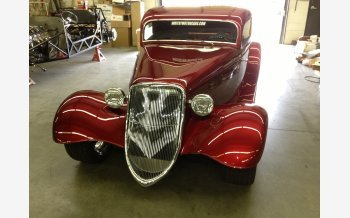 1933 Ford Custom for sale 101254231