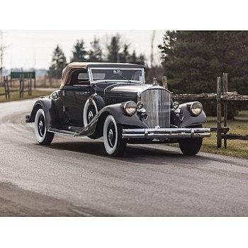 1933 Pierce-Arrow Twelve for sale 101091950