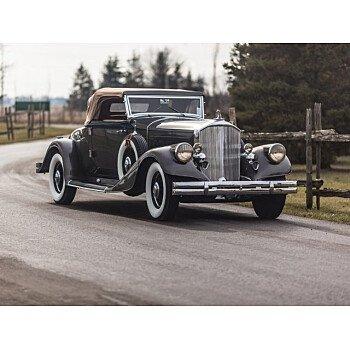1933 Pierce-Arrow Twelve for sale 101091974