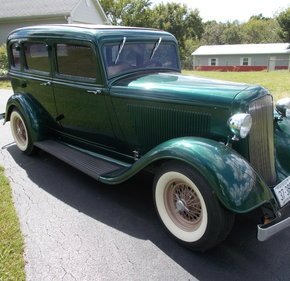 1933 Plymouth Model PD for sale 101060664