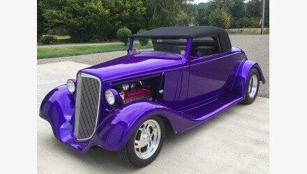 1934 Chevrolet Custom for sale 101217705