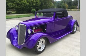 1934 Chevrolet Custom for sale 101217705