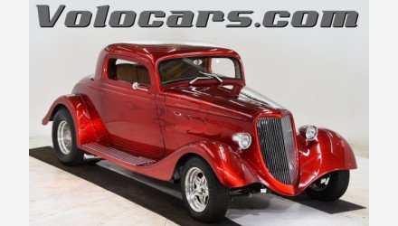 1934 Ford Custom for sale 101060684
