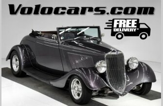 1934 Ford Custom for sale 101273436
