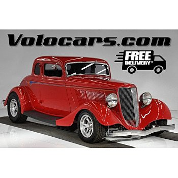 1934 Ford Custom for sale 101314577