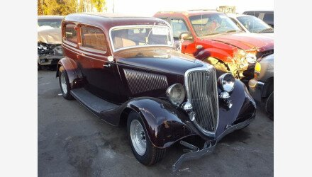 1934 Ford Custom for sale 101415551