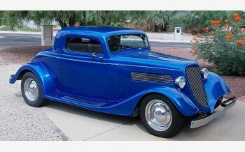 1934 Ford Custom for sale 101579063