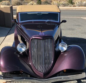 1934 Ford Deluxe Tudor for sale 101375598
