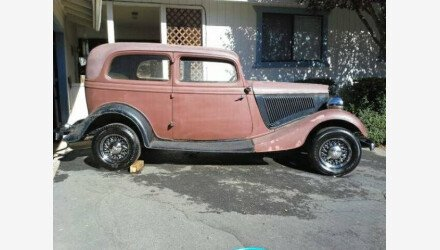 1934 Ford Deluxe for sale 100822939