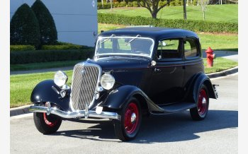 1934 Ford Other Ford Models for sale 101404211