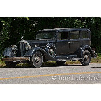 1934 Packard Model 1105 for sale 101325746