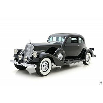 1934 Pierce-Arrow Twelve for sale 101282898