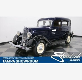 1934 Plymouth Other Plymouth Models for sale 101327641