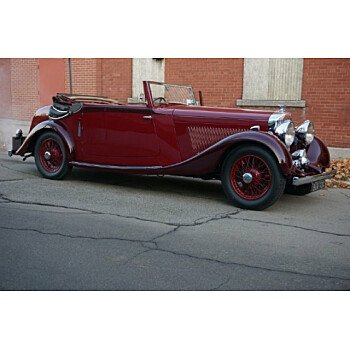 1935 Bentley 3 1/2 Litre for sale 100843881