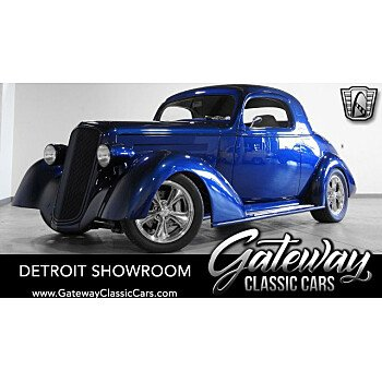 1935 Chevrolet Master Deluxe for sale 101295630