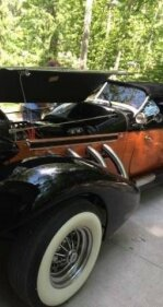 1936 Auburn 852-Replica for sale 100869733