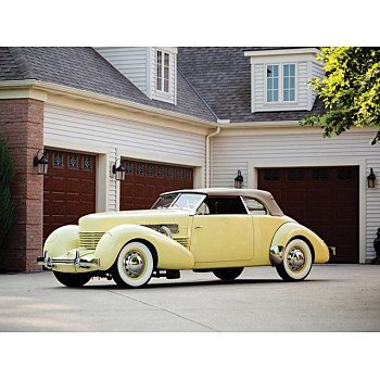 1936 Cord 810 for sale 101183699