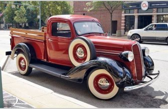 1936 Dodge Pickup for sale 101215537