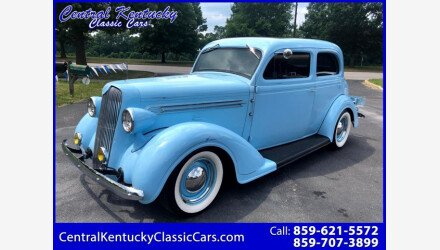 1936 Plymouth Deluxe for sale 101350578