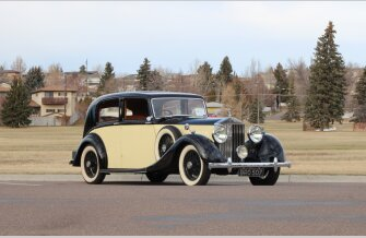 1936 Rolls-Royce 20/25HP for sale 101456050