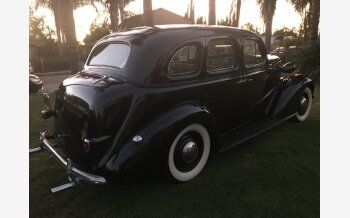 1937 Chevrolet Master Deluxe for sale 101200022