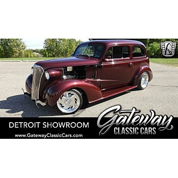 1937 Chevrolet Master Deluxe for sale 101219209