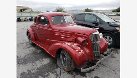 1937 Chevrolet Master Deluxe for sale 101402698
