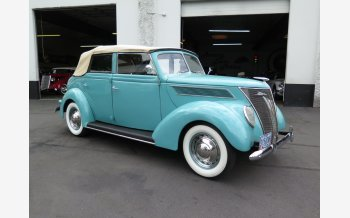 1937 Ford Other Ford Models for sale 100974616