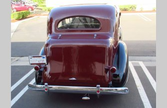 1937 Packard Model 115C for sale 101180078
